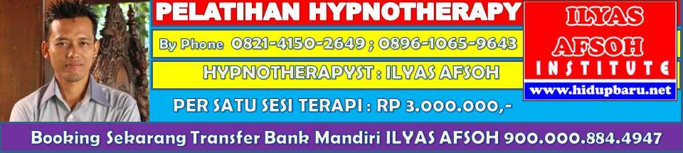 Pelatihan Trainer Hipnoterapi 0821-4150-2649