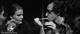 woody allen smoking