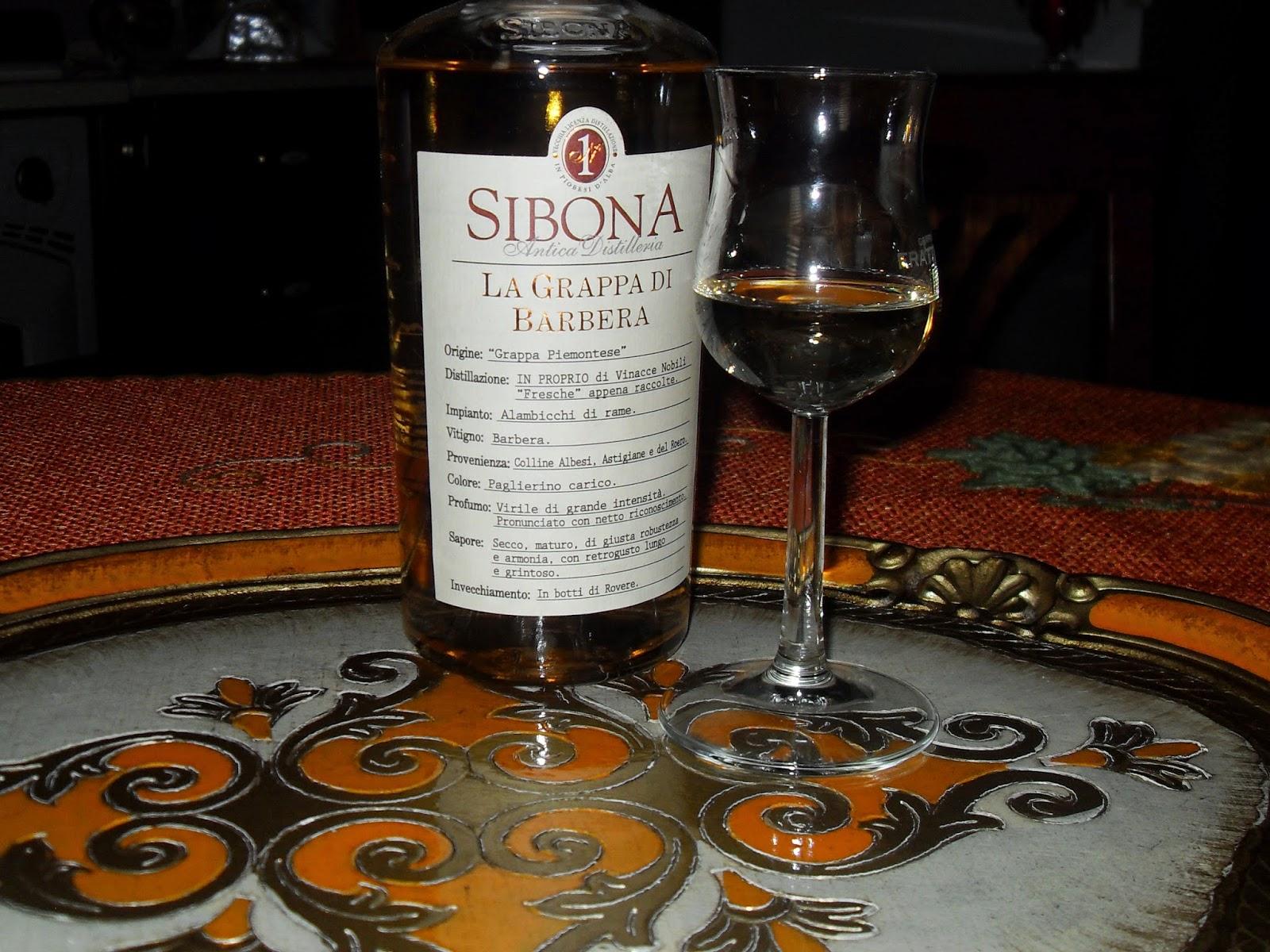 antica distilleria sibona grappe,distillati,amari e liquori