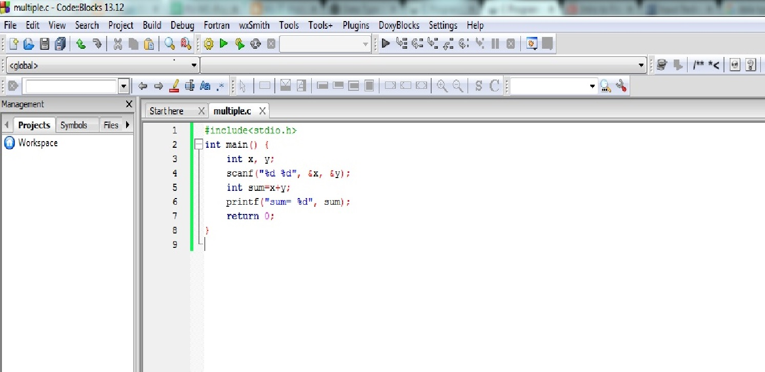 Computing Studentss World Input And Output Data In C Programming