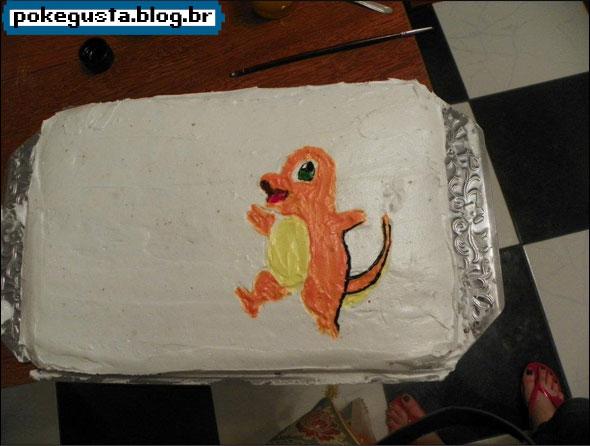 decoration cake pokemon