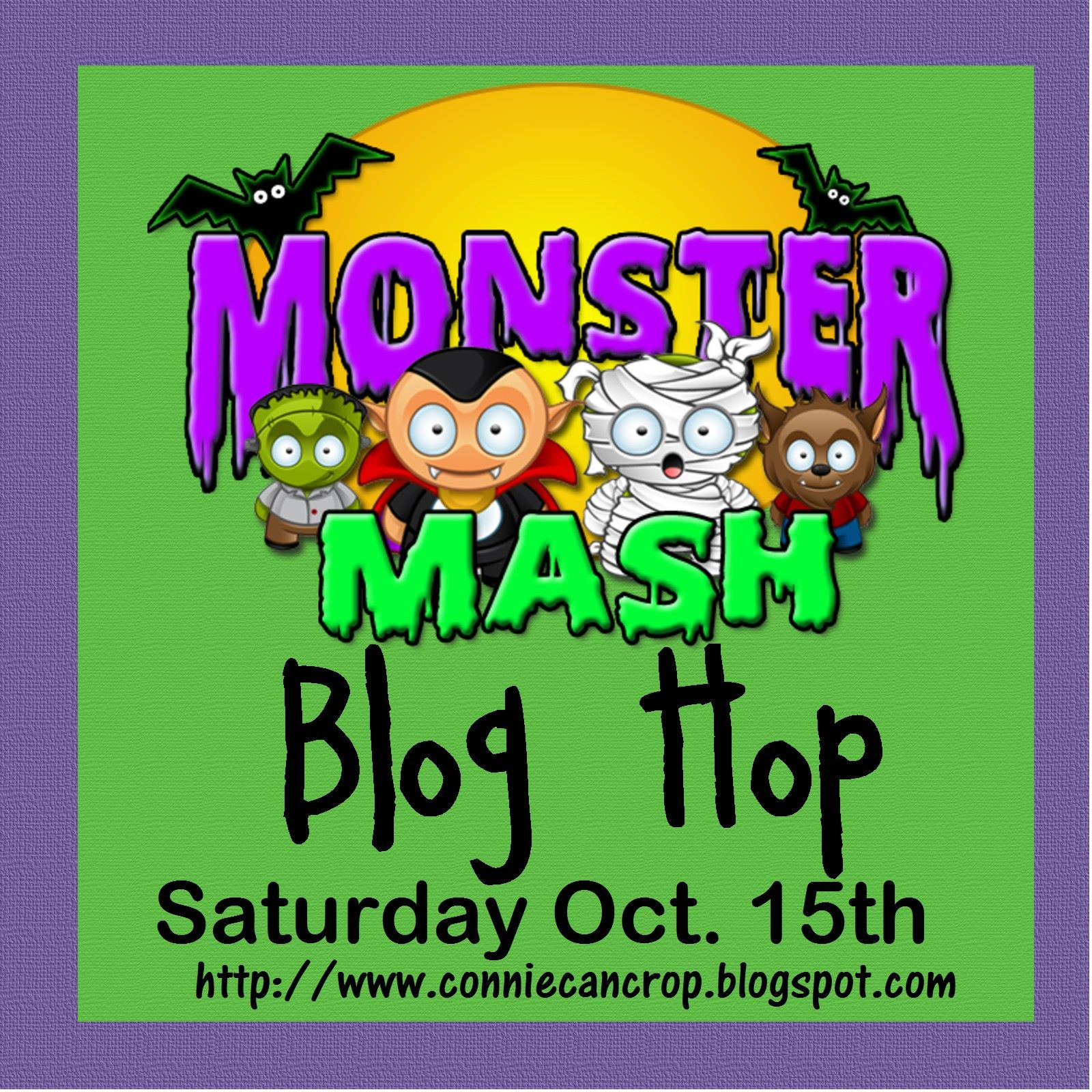 OCTOBER BLOG HOPS:
