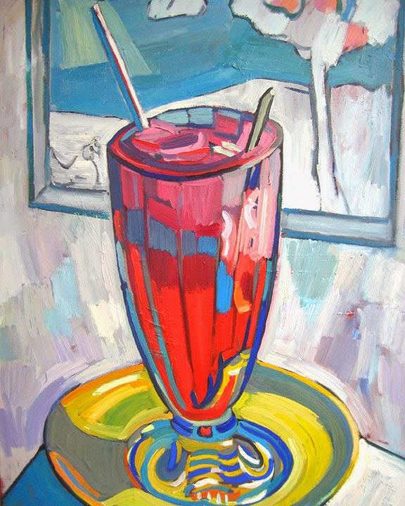 Italian Soda by Char Fitzpatrick