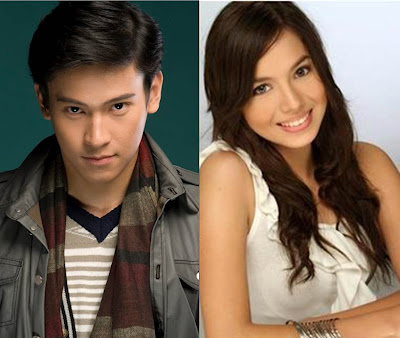 Enchong Dee and Julia Montes