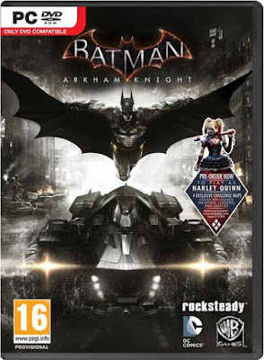 GameGokil.com - Batman Arkham Knight [Iso]