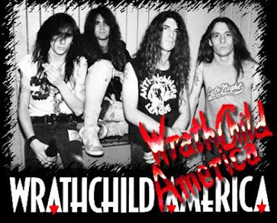 Lagu Wrathchild America