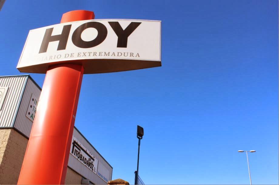 REPORTAJES EN EL DIARIO HOY
