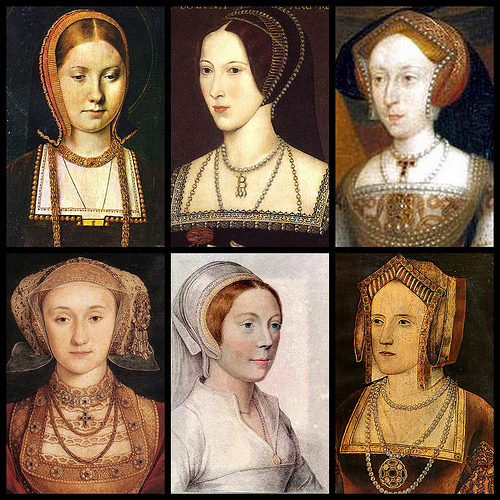 Henry The Viii And His Wives