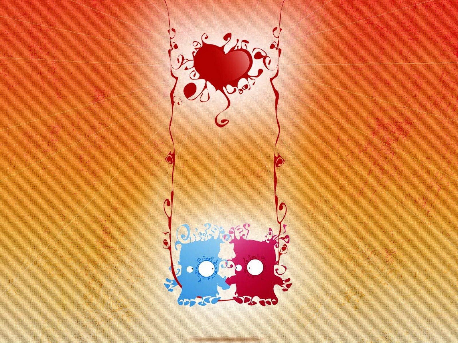 Love Wallpaper cartoon : cartoon Love Love Wallpapers Romantic Wallpapers ...