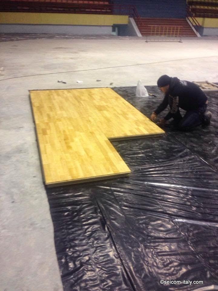 Portable Floor