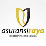 Logo PT Asuransi Raya