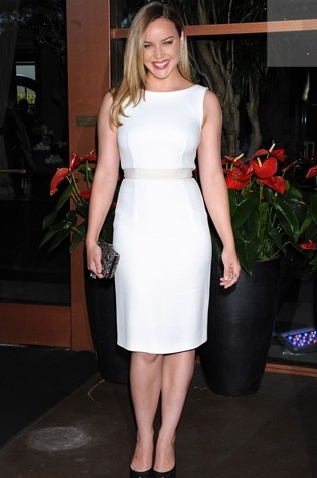 Abbie Cornish at the Australians in Film Awards