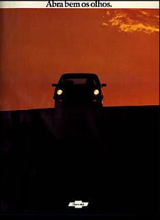 Chevrolet. GM. 1979. propaganda de carros annos 70. reclame anos 70. oswaldo hernandez.
