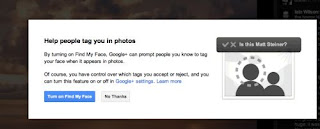 Google Plus new facial recognition feature called 'Find My Face'