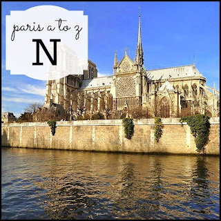 Paris A to Z: N is for Notre Dame