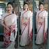 Bollywood Celebrities in Fancy Designer Saris Photos 2014