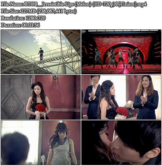 Download MV BTOB - Irresistible Lips (  ) (Melon HD 720p)
