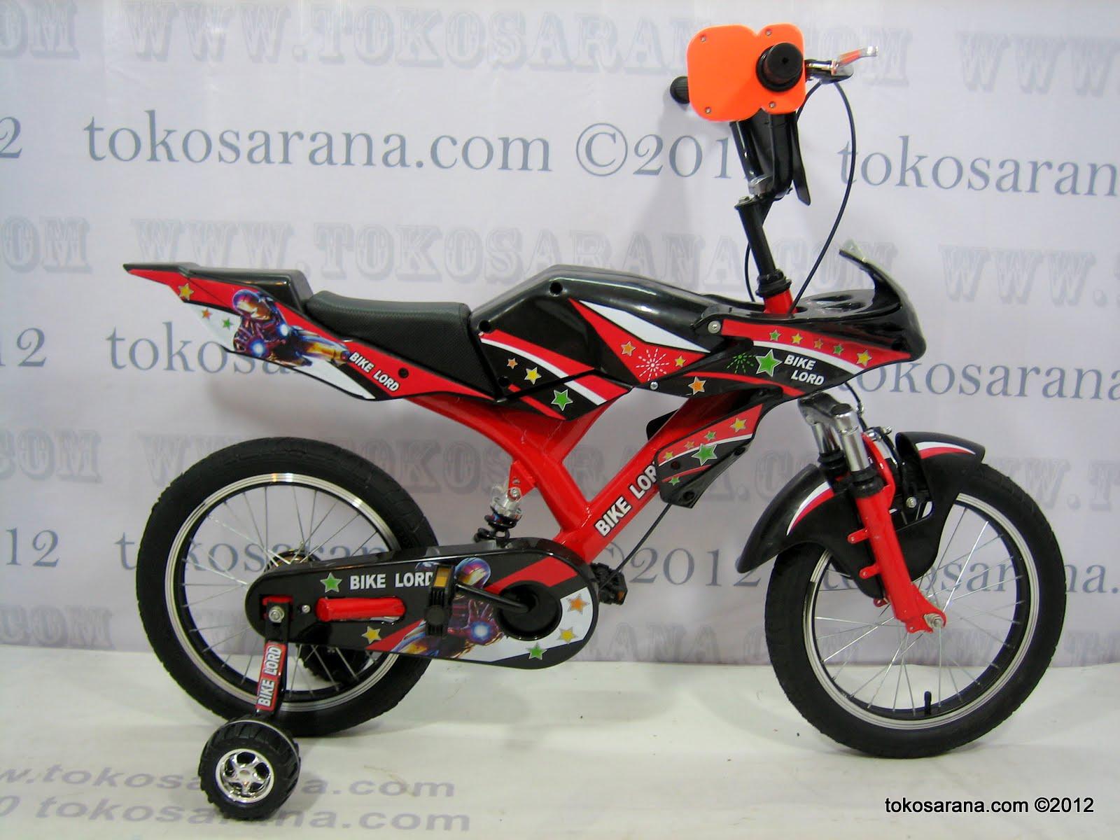 TokosaranaTMJakarta Jatinegara Sepeda Anak Bike Lord