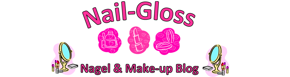 Nail-Gloss ; Make-up/Nagel/Beauty blog