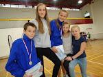 Turniej Badmintona Młodzików