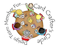 I Design For Card Crafter&#39;s Circle!