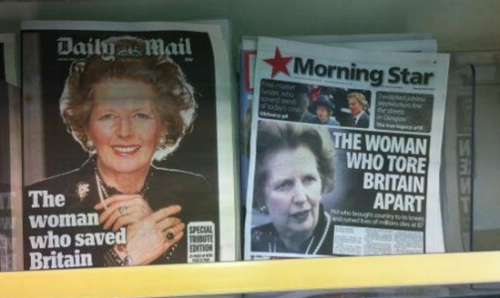 Margaret Thatcher, the woman who tore Britain apart and ...
