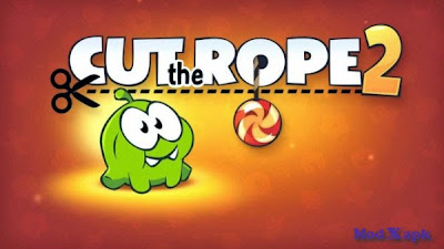 Cut the Rope 2 1.2.8 Mod Apk [Mod Money]