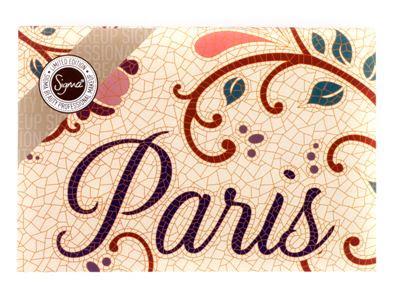 Elle me fait rêvé.... Palette Sigma Paris...