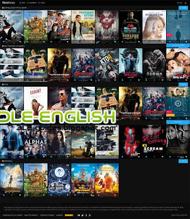 Templates CinemaLibrary For DLE 10.6 English