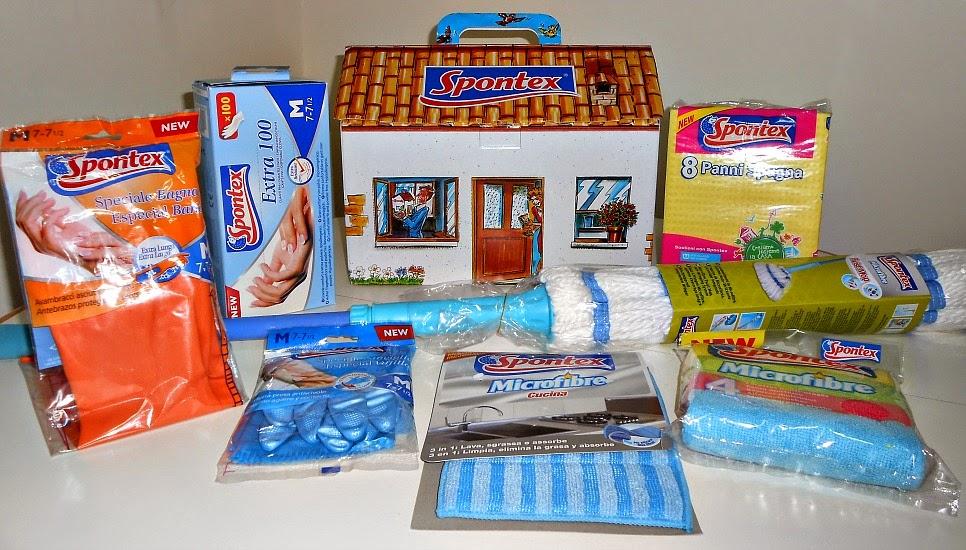 spontex: prodotti per le pulizie di primavera!