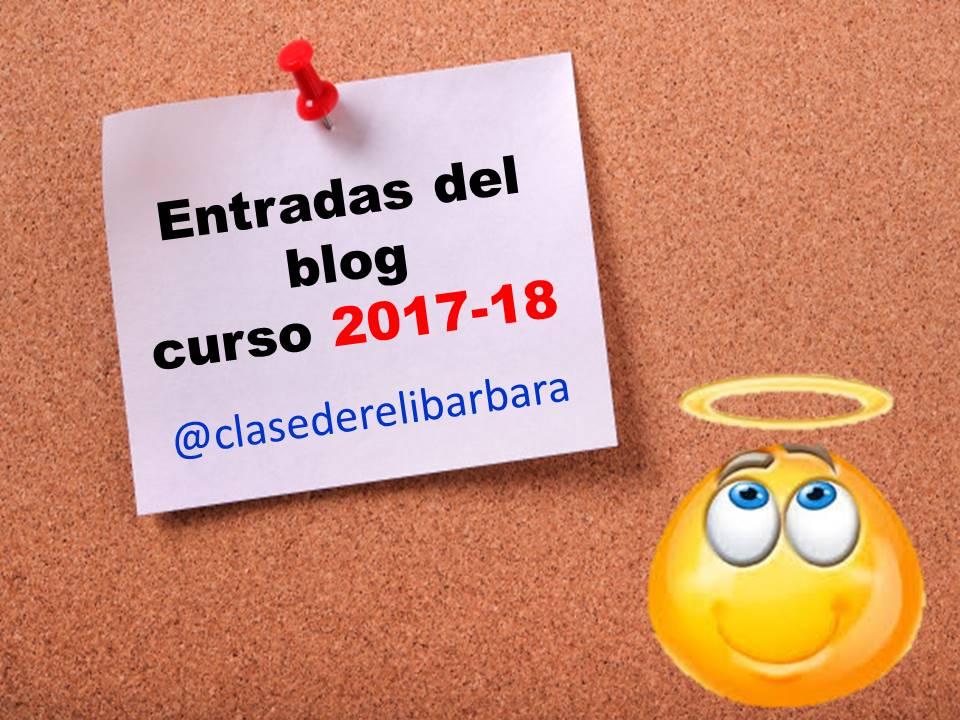 Blog curso 2017-18