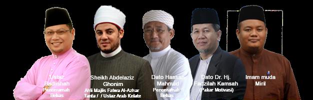 penceramah tersohor malaysia