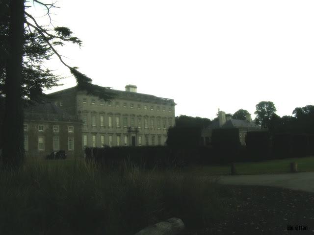 Castletown House Kildare Ireland visit