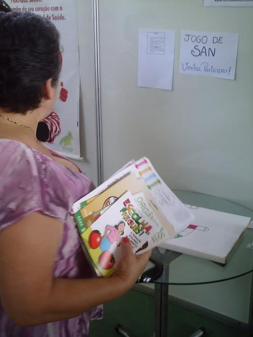 Jogo de SAN (Educativo) III Em Dia com a Saúde