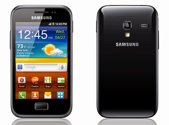 Harga Samsung Galaxy Ace Plus S7500, System Operasi Android Gingerbread Upgrade Jellybean
