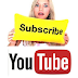 How to add YouTube subscription in blog ?