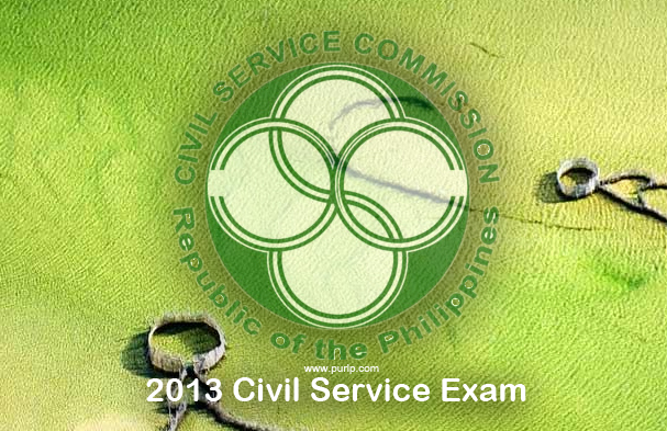2013 Updated List of Career Service Examination Testing Centers