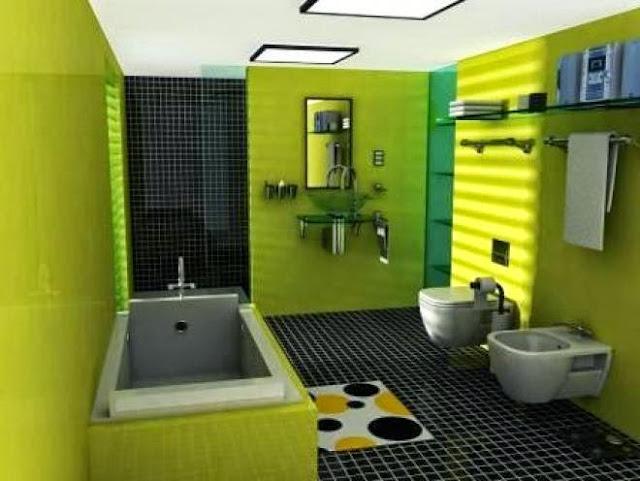1 صور تصاميم و نماذج حمامات حديثة