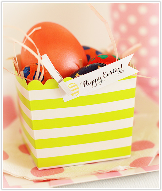 Happy Easter | Paper & Party Love