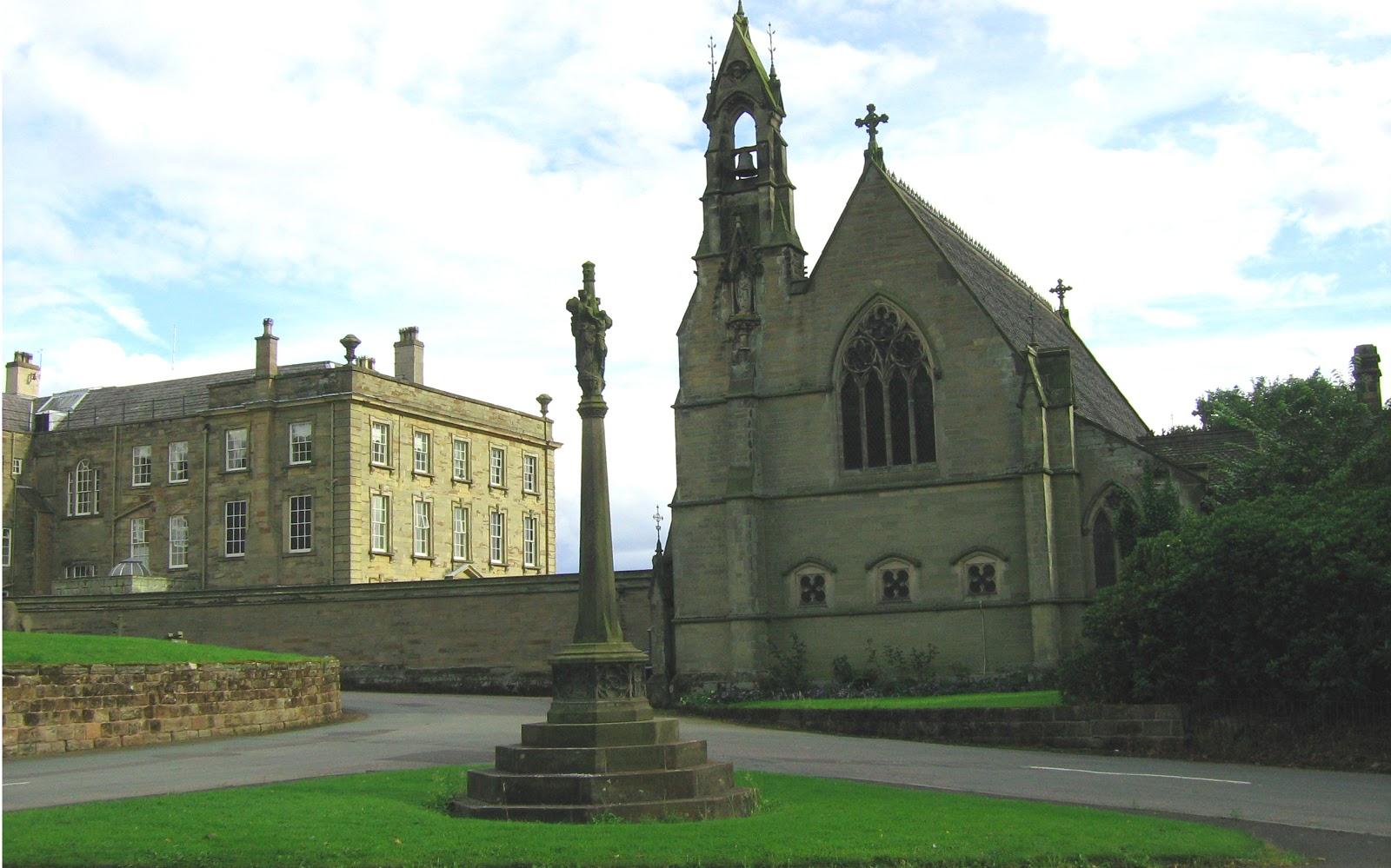 Swynnerton village