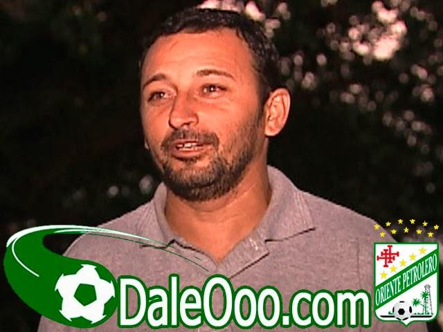 Oriente Petrolero - Alexander de Souza Ratinho - DaleOoo.com página del Club Oriente Petrolero
