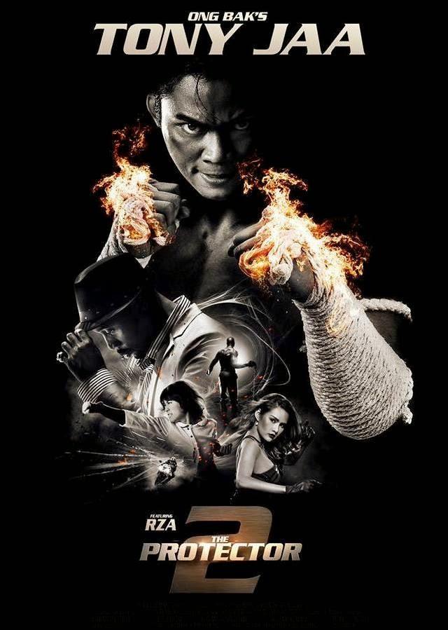 La película Tom yum goong 2 (El Protector 2)