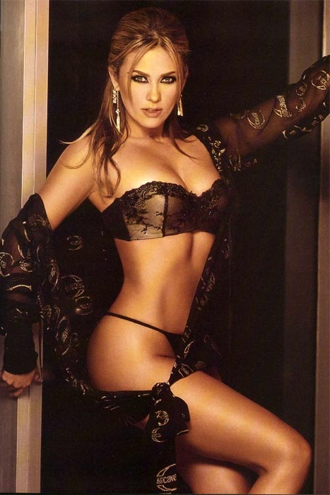 Aracely Arámbula Jacques is a Mexican actress, model and singer.