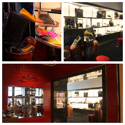Christian Louboutin Men Boutique at Selfridges