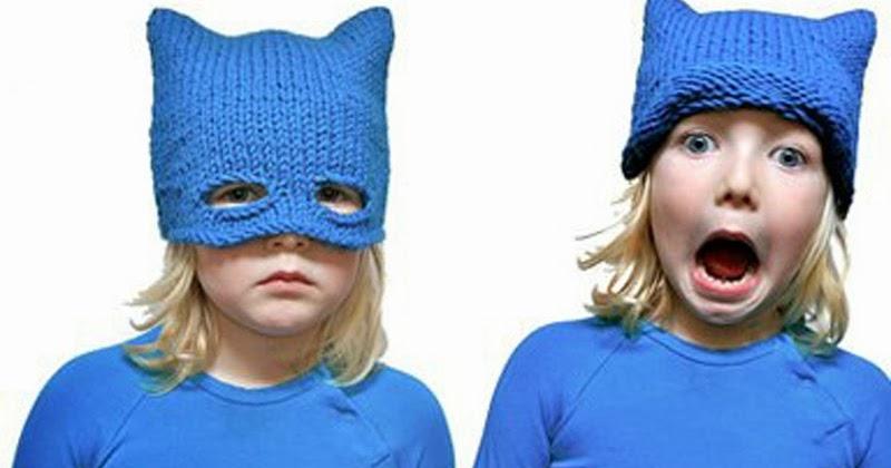 adorables t u00eates masqu u00e9es    le mod u00e8le bonnet  u00e0 tricoter