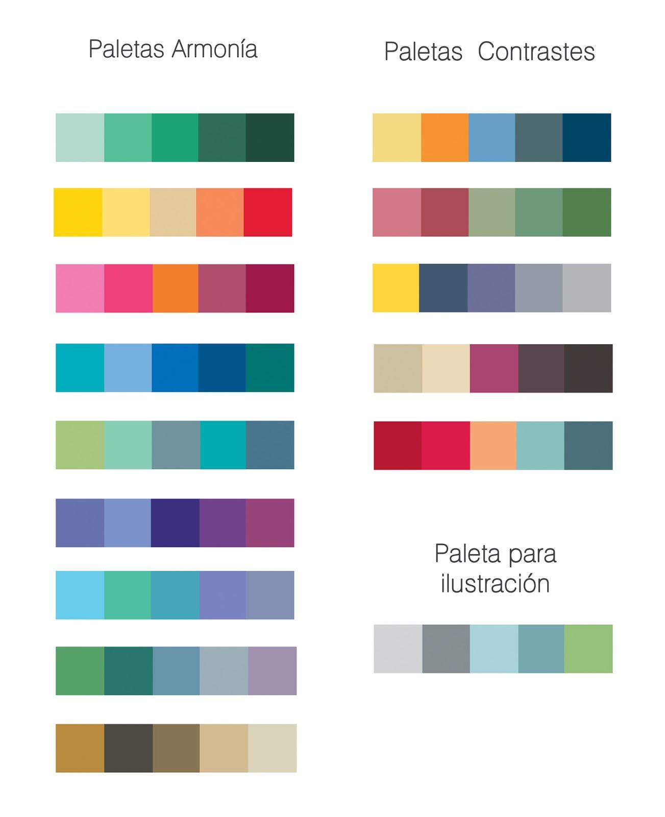 Nata l dica color 4 - Paleta de colores neutros ...