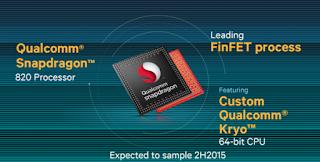 Gaharnya Performa Snapdragon 820