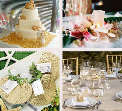 Beach Wedding Reception Ideas