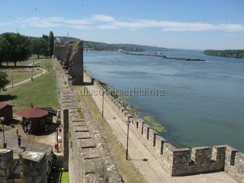 Tvrdjava Smederevo Fortress
