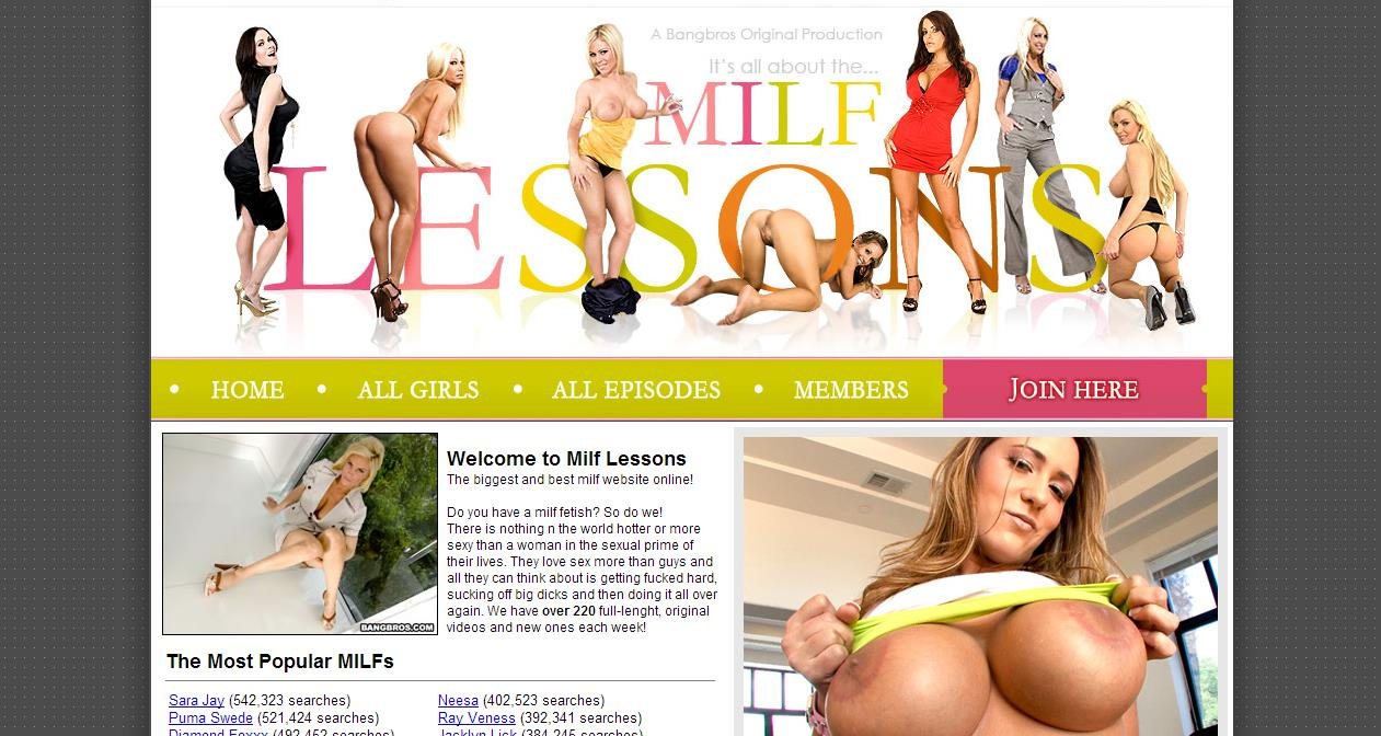 [Siterip] MilfLessons.com SITERIP Porn Videos, Porn clips and Hottest Porn Videos from Porn World